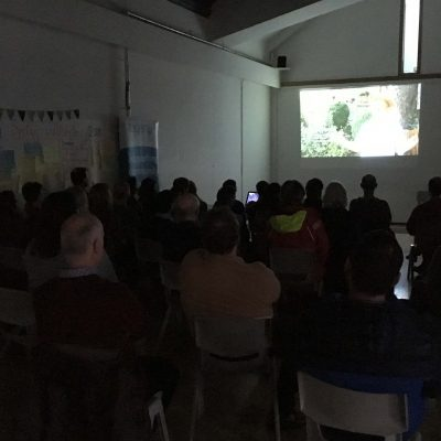 Spring Gathering screening in Dartington